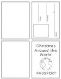 Christmas Around the World Passport and Stamps