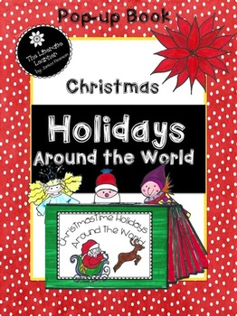 Christmas Around the World  Pop-Up Book
