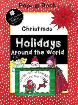 Christmas Around the World  Pop-Up Book