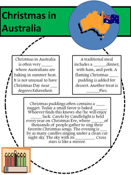 Christmas Around the World PowerPoint with Student Notesheets