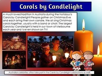 Christmas Around the World PowerPoint: Australia