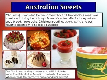 Christmas Around the World PowerPoint: Australia