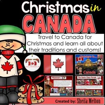 Christmas Around the World PowerPoint: Canada