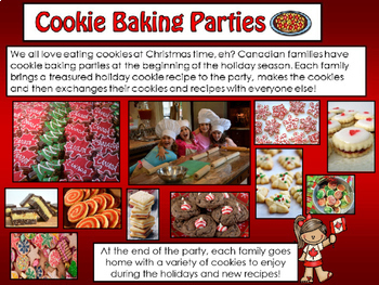 Christmas Around the World PowerPoint: Canada by Sheila Melton   TpT