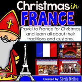 Christmas in France PowerPoint Christmas Around the World
