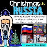 Christmas Around the World PowerPoint: Russia
