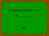 Christmas Around the World PowerPoint Template