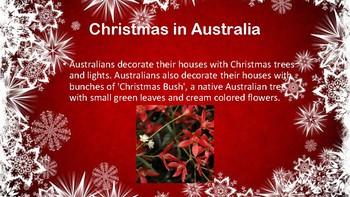 Christmas Around the World Powerpoint