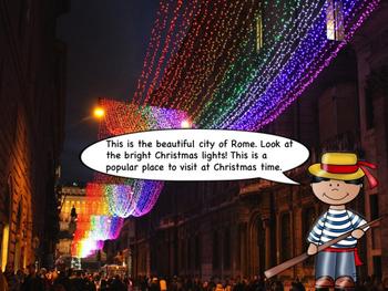 Christmas Around the World Powerpoint- Italy!