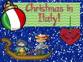 Christmas Around the World Powerpoint- Italy