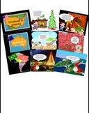 Christmas Around the World Powerpoint Presentations