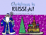 Christmas Around the World Powerpoint- Russia