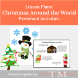 Christmas Around the World Preschool Activities