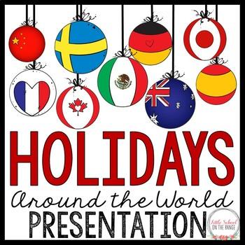 Christmas Around the World Presentation
