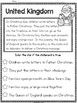 Christmas Around the World Print and Teach
