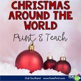 Christmas Around the World Print and Teach