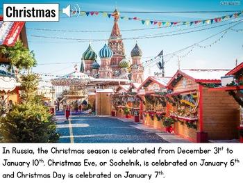 Christmas Around the World: RUSSIA {Powerpoint Presentation}