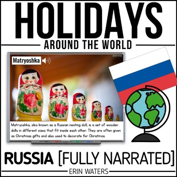 Christmas Around the World: RUSSIA {Powerpoint Presentation}