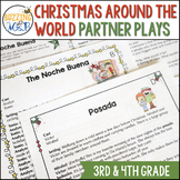 Christmas Around the World Partner Plays - scripts for two readers