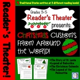 Christmas Around the World Reader's Theater Set (Different