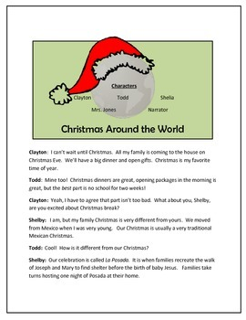 Christmas Around the World - Readers' Theater