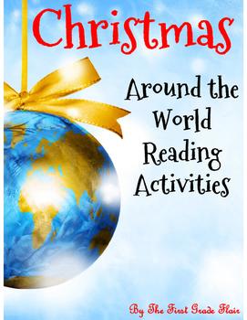 Christmas Around the World Reading Activities