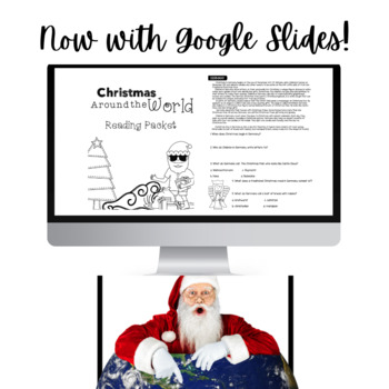 Christmas Around the World (Reading Comprehension, Scrapbook,& Reader's Theater)