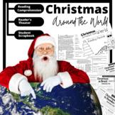 Christmas Around the World (Reading Comprehension, Scrapbo
