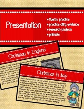 Christmas Around the World Reading Pack