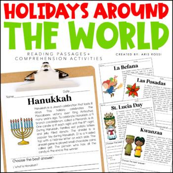 Holidays Around the World Reading Passages