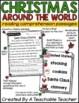 Christmas Around the World Reading Passages | Christmas Activities