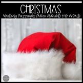 Christmas Around the World Reading Passages