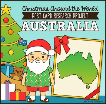 Christmas Around the World - Christmas in Australia