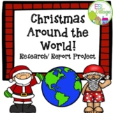 Christmas Around the World {Research Project}