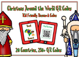 Christmas Around the World Research QR Codes - 20 Countries - 250+ QR Codes