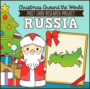 Christmas Around the World - Christmas in Russia