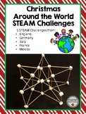 Christmas Around the World STEM Activities