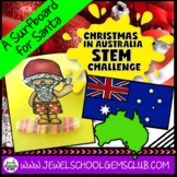 STEM Christmas Around the World Australia (Christmas STEM Challenge)