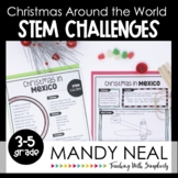 Christmas Around the World STEM Challenges