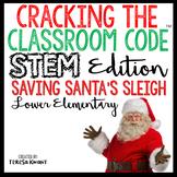 Christmas Around the World STEM Escape Room Cracking the Classroom Code™