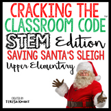 Christmas Around the World STEM Escape Room Game Cracking the Classroom Code™