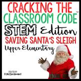 Christmas Around the World STEM Escape Room Game Cracking the Classroom Code™