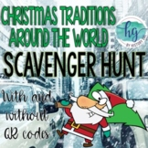 Christmas Around the World Scavenger Hunt {With and Withou