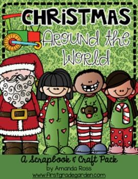 Christmas Around the World Scrapbook & Craft Pack