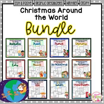 Christmas Around the World: Scrapbooks {Growing Bundle}