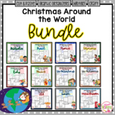 Christmas Around the World: Scrapbooks {11 Country Bundle}