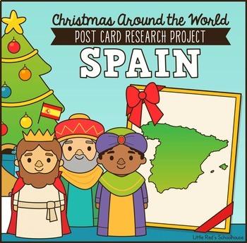 Christmas Around the World - Christmas in Spain