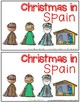 Christmas Around the World: Spain Emergent Easy Reader and Flip Book
