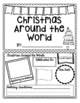 Christmas Around the World - Student Mini Book