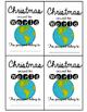 Christmas Around the World- Student Passport